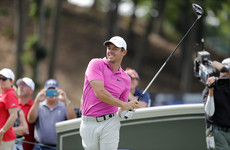 Spieth stumbles, McIlroy in hunt at PGA Travelers