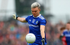 McCarthy promoted to Monaghan starting team while Hughes misses out