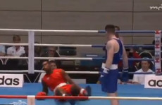 Joe Ward finally leaves a dent in his Cuban nemesis two years out from Tokyo Olympics