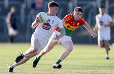 Kildare hit 4 second-half goals to cruise past Carlow and into Leinster U20 semi-finals