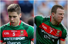 Lee Keegan starts at midfield while Colm Boyle set to make his 100th Mayo appearance