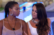 Rosie's walk continues to be the talk of Twitter after the recoupling on Love Island