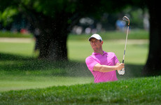 McIlroy finding top gear as he heads into weekend three off the lead