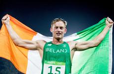 Ireland's Arthur Lanigan-O'Keeffe wins bronze medal in World Cup final