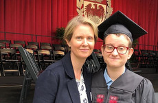 Cynthia Nixon announced her eldest child is transgender with a touching Instagram post