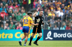 Boost for Clare as attacker cleared to play in Munster hurling final against Cork