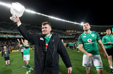What next for Ireland? Schmidt's men don't want to be 'one-hit wonders'