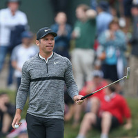 Casey shoots sensational 62 to seize lead at Travelers, as McIlroy struggles on the greens
