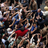 Turkey votes in pivotal test for Erdogan against charismatic and crowd-pulling rival