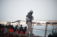 Italy passes sea rescue of 1,000 to Libya as EU nations hold informal talks on migration