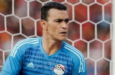45-year-old Egypt goalkeeper becomes World Cup's oldest-ever player
