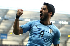 'Records are there to be broken' - Suarez out to make more World Cup history with Uruguay