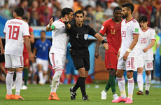 Heartbreak for Iran as Portugal survive after Ronaldo controversy