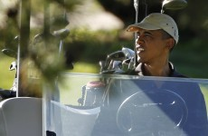 Obama and Romney agree... Augusta should open membership doors to women
