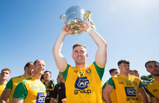 Huge setback for Donegal as McBrearty out for rest of championship with torn cruciate