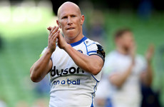 Legendary Irish scrum-half Peter Stringer announces his retirement aged 40