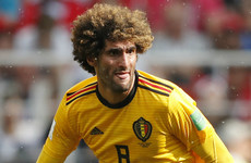 Man United midfielder Fellaini sets date for announcement on future