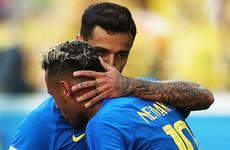 Brazil's Tite defends Neymar over Capello 'diver' jibe
