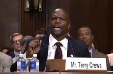 Terry Crews gave an emotional testimony of his alleged sexual assault to the US Senate