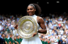 183rd-ranked Serena Williams seeded for Wimbledon, Andy Murray misses out