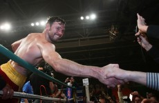 Andy Lee will prove class against Chavez, says Steve Collins