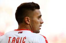 Ajax lure Southampton star Tadic back to Eredivisie