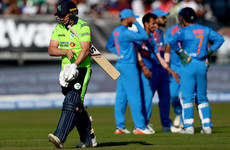 India's class shows as Ireland suffer big T20 defeat at sun-kissed Malahide