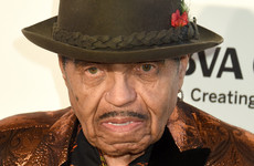 Joe Jackson, father of Michael Jackson, has died