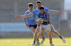 Wicklow's minors stun the Dubs to leave Leinster champs on brink of early exit