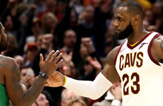 'He checks every mark:' Irving says LeBron James should have won the MVP