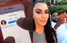 Kim Kardashian just forced Tristan Thompson to unblock her on Instagram ...it's The Dredge