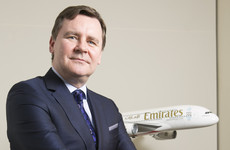 Meet the Irishman who wants to turn Emirates airline's 'fantasy land' into a reality