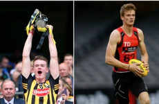Kilkenny All-Ireland winning captain Joyce could play first AFL game for St Kilda on Sunday