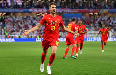 Brilliant Januzaj strike sees unbeaten Belgium top Group G as England suffer World Cup defeat