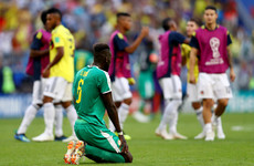 Here's how Senegal were knocked out of the World Cup on yellow cards