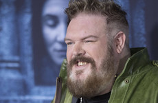 Kristian Nairn who played Hodor in Game of Thrones really didn't like that Ed Sheeran cameo