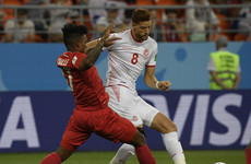 Tunisia's first World Cup victory in 40 years means Panama join Egypt as the only point-less teams