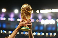 Here are the times and dates for the 8 last-16 World Cup ties