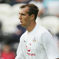 Former Tottenham defender Goran Bunjevcevic dies aged 45