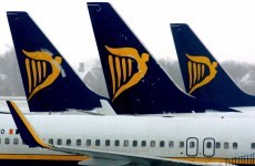 Ryanair's profit takes off despite ash cloud