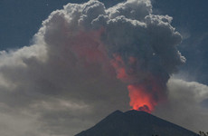 16,000 travellers stranded after massive volcanic eruption in Bali