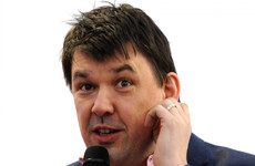Pleasant update - Graham Linehan's cancer has gone