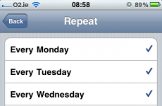 Ireland awakens… an hour late, thanks to iPhone glitch