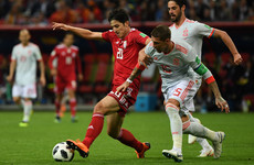 Iranian World Cup star quits international football after criticism affected mother's health