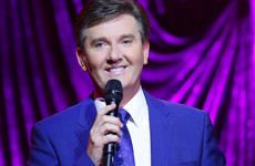 Daniel O'Donnell is going to be honoured with a humanitarian award this September