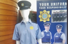 Gardaí in three stations to start wearing controversial new summer uniform from today