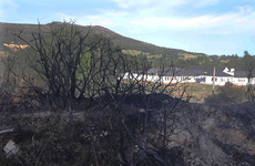 Wicklow's fire service has fought 42 gorse fires in the last two days