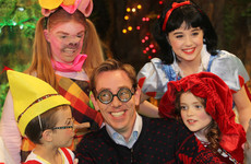 BoyleSports has been warned for giving odds on a child crying on the Late Late Toy Show