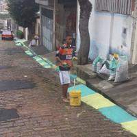 #NewbridgeOrNowhere, Gabriel Jesus painting streets in Brazil and more tweets of the week
