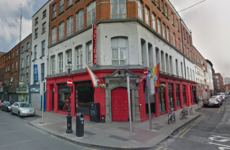 Man arrested after rock thrown through window of Pantibar